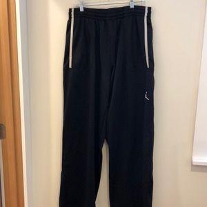 Jordan men's XXL sweat pants.